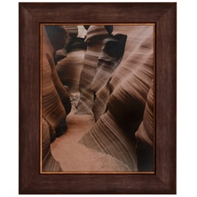 Chester Antelope Canyon Framed Art Print