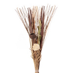 Cattail Mix Bouquet