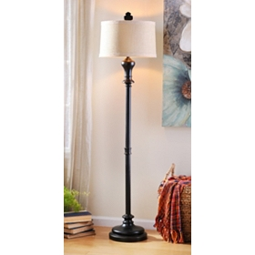 Kingsly Metal Floor Lamp