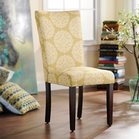 Moss Gabrielle Parsons Chair