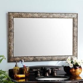 Roxbury Mosaic Wall Mirror, 24x36
