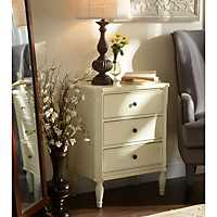 Ivory Beckett Side Table