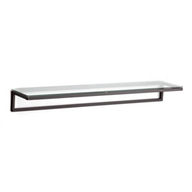 Moderne Wall Shelf, 24 in.