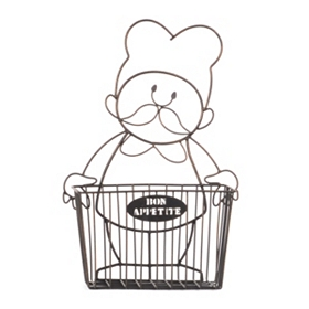 Chef Wire Frame Basket