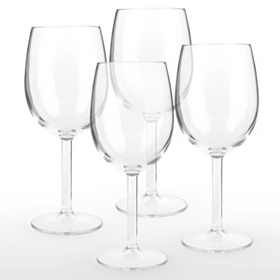 Mix Series White Wine Glass, Set of 4