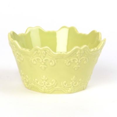 Green Sweet Olive Cereal Bowl