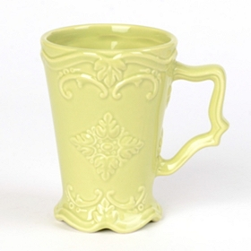 Green Sweet Olive Beverage Mug