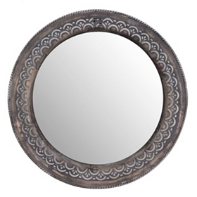 Hattie Wall Mirror, 15 in.