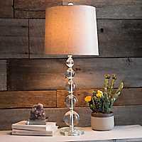 Crystal Sparkle Table Lamp