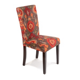 Kaza Spice Parsons Chair