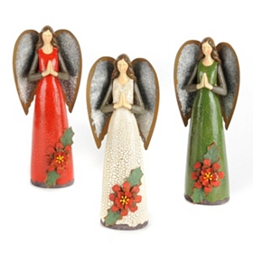 Christmas Angel Figurine