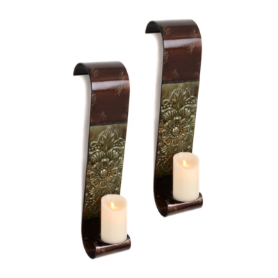 Autumn Spice Sconce, Set of 2