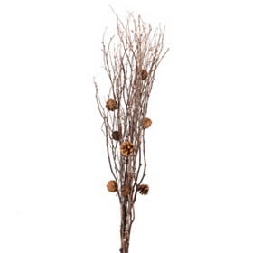Rustic Bell Branches