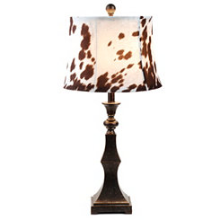 Udder Madness Table Lamp