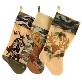 Camouflage Stocking
