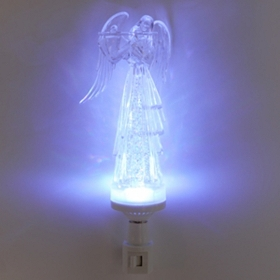 LED Angel Night Light