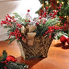 Rustic Red Berry Arrangement
