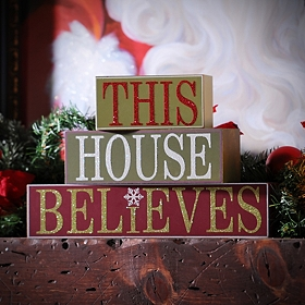 This House Believes, Set of 3