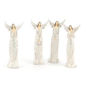 Sparkling Angel Figurine