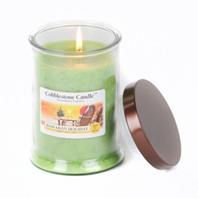 Hawaiian Holiday Jar Candle