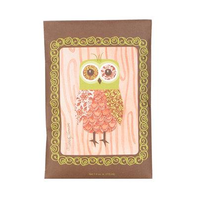 Pink Owl Sachet