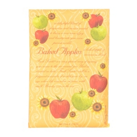 Baked Apples Sachet
