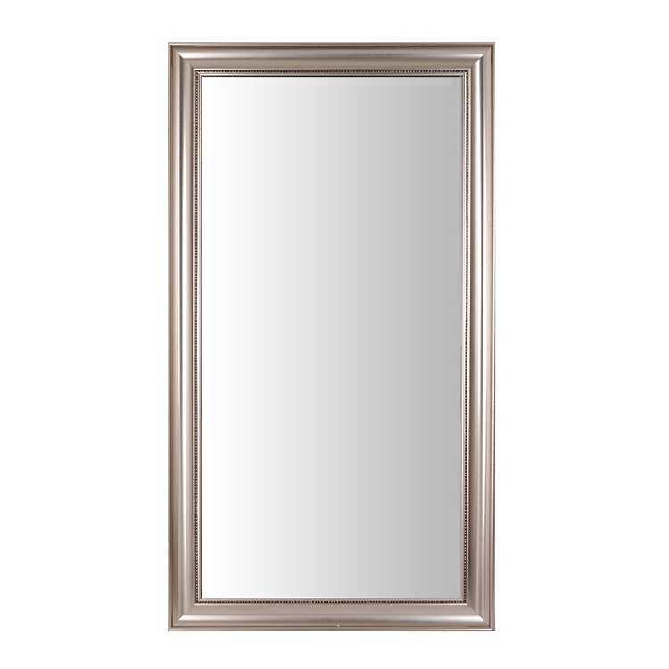 Kirklands Silver Wall Decor : Antique silver framed mirror kirklands