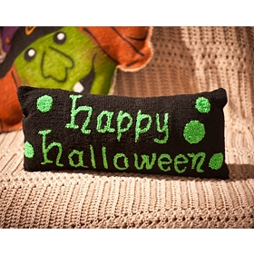 Happy Halloween Accent Pillow