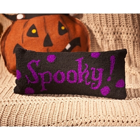 Spooky Accent Pillow