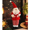 Chevron Santa Claus, 24 in.