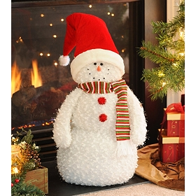 Fab Winter Snowman