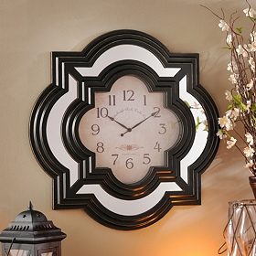Calcutta Wall Clock