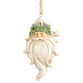 St. Nick Ornament