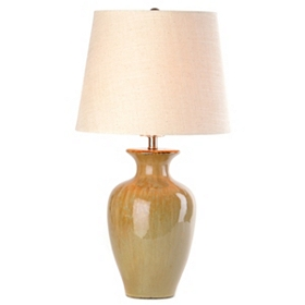 Canyon Tan Table Lamp