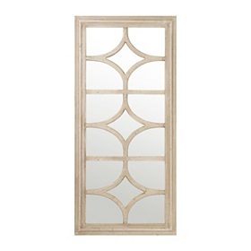 Stella Antique Cream Mirror