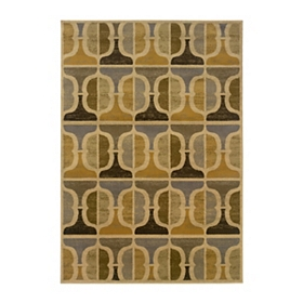 Suzanne Geo Area Rug, 8x10