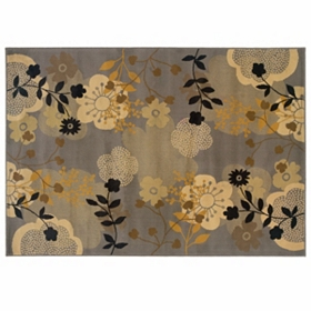 Suzanne Floral Area Rug, 5x7