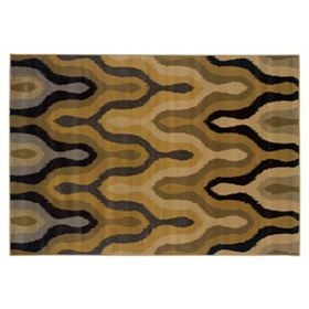 Suzanne Static Area Rug, 5x7