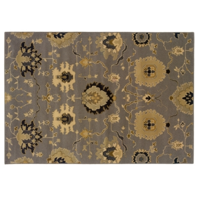 Suzanne Ornate Floral Area Rug, 8x10