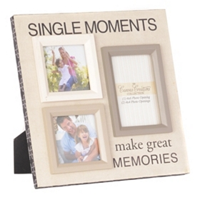 Single Moments Canvas Collage Frame