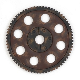 Industrial Gear Plaque