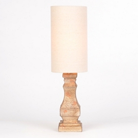 Vintage Stone Table Lamp