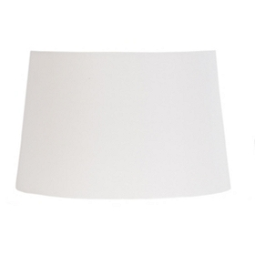 White Linen Hardback Shade