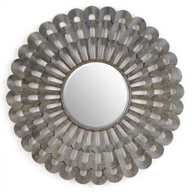 Lorie Wall Mirror, 35x35