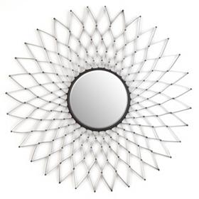 Futura Wall Mirror, 40x40