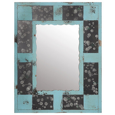 Mellie Wall Mirror, 31x39