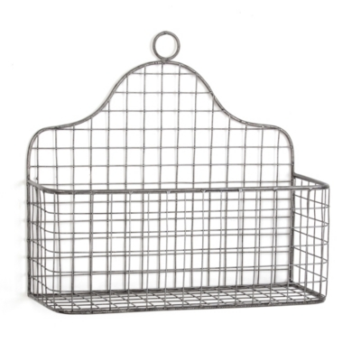 Metal Wall Basket
