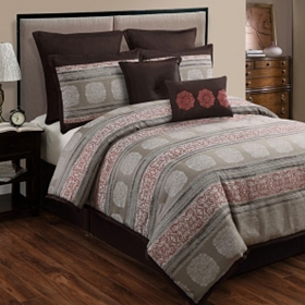Pauline 8-pc. King Comforter Set