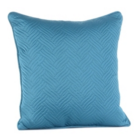 Melrose Teal Pillow