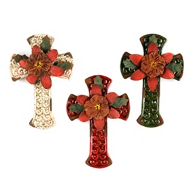 Rustic Christmas Cross